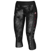 Under Armour Athletic Logo Tie Dye Compression Capris