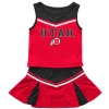 Utah Athletic Logo Toddler Cheer Outfit