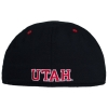 Under Armour Black and Red Interlocking U Baseball Hat thumbnail