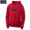 Jansport Reflective Ink Utah Utes Hooded Sweatshirt