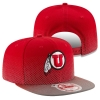 New Era Athletic Logo Gradient Snapback Hat