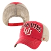 Forty Seven Brand Adjustable Utah Utes Interlocking U Hat thumbnail