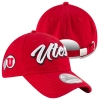 New Era Utah Utes Athletic Logo Adjustable Hat
