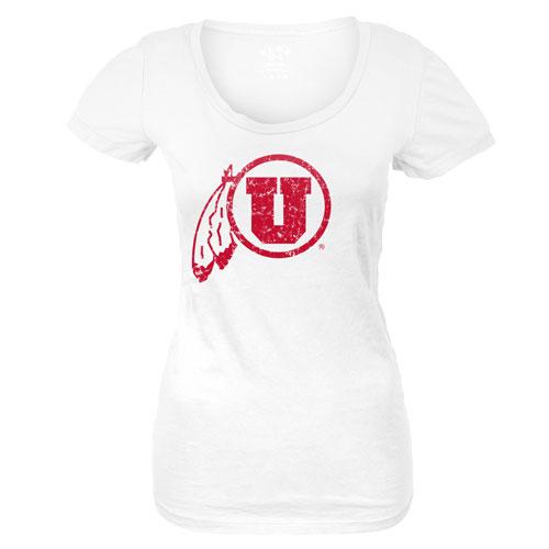 Blue 84 Womens Athletic Logo T-Shirt