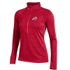 Under Armour Womens Athletic Logo Half Zip Jacket