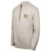 Levelwear Salute Interlocking U Quarter Zip Sweater