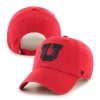 Forty Seven Brand Adjustable Block U Red Hat