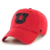 Forty Seven Brand Adjustable Block U Red Hat thumbnail