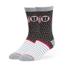 47 Brand Polka Dot Athletic Logo Socks