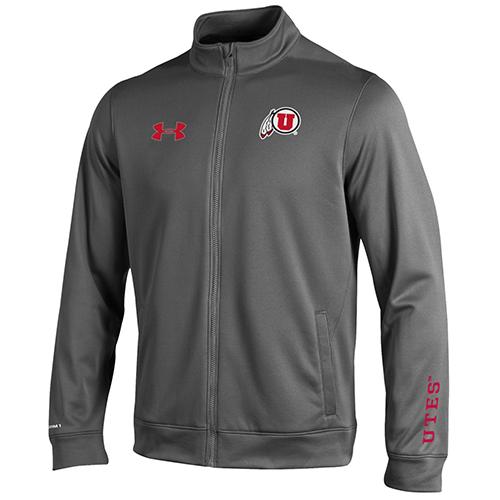 Utah Athletic Logo Under Armour Men's Jacket