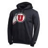 Champion Athletic Logo Mens Hooded Sweatshirt