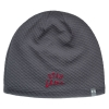 Under Armour Utah Utes Womens Lined Grey Beanie