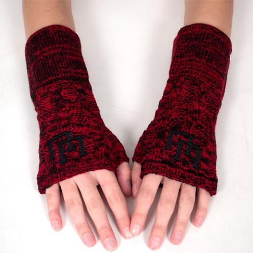 Interlocking U Arm Warmer