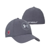 Under Armour Athletic Logo Golf Cap Gray