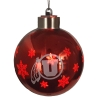 Athletic Logo Snowflakes Light-Up Ornament