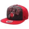 Zephyr Polynesian Warrior Athletic Logo Adjustable Hat thumbnail