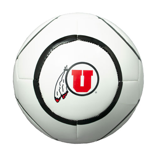 Official Athletic Logo Soccer Ball
