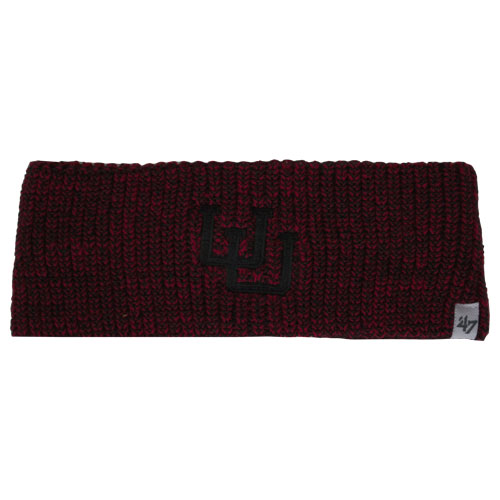 47 Brand Utah Interlocking U Headband