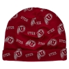 Repeating Utes Athletic Logo Infant Beanie