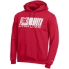 Champion Utah Utes Athletic Logo Hooded Sweatshirt