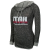 Techstyles Utah Utes Womens Hooded Sweatshirt