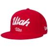 New Era Utah Utes Athletic Logo Snapback thumbnail