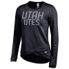 Under Armour Utah Utes Silver Ink Womens Sweatshirt