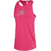 Under Armour Athletic Logo Pink Tank Top