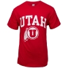Russell Utah Athletic Logo T-Shirt