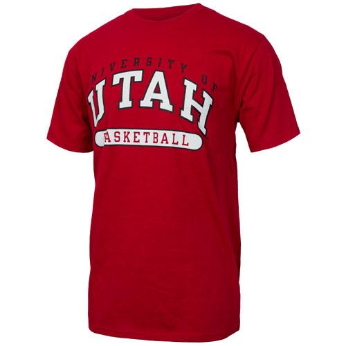 Russell Athletic University of Utah Basketball Tee