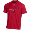 Under Armour Athletic Logo Utah Basketball T-Shirt