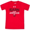 Earn Your Armour Basketball Youth T-Shirt