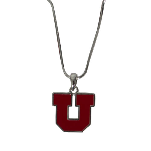 Block U Necklace