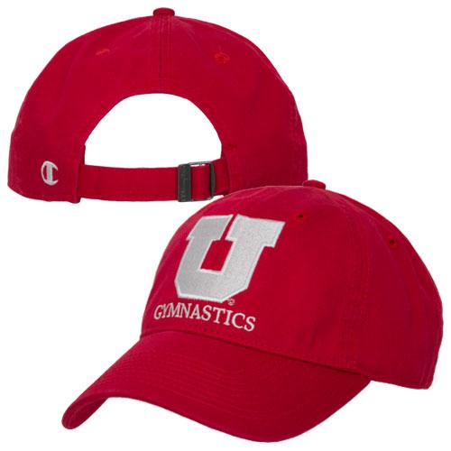 Champion Adjustable Block U Gymnastics Hat