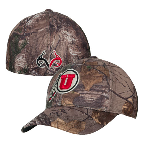 Realtree Xtra Top of the World Memory Fit Hat