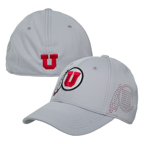 Top of the World Mesh Siding Athletic Logo Hat