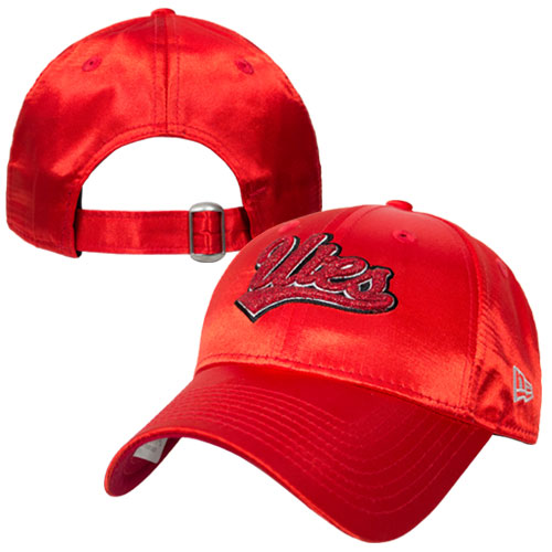 New Era Utes Satin Adjustable Hat