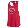 Under Armour Utah Utes Athletic Logo Red Womens Tank Top