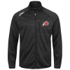 Utah Utes Applique Athletic Logo Full Zip Jacket