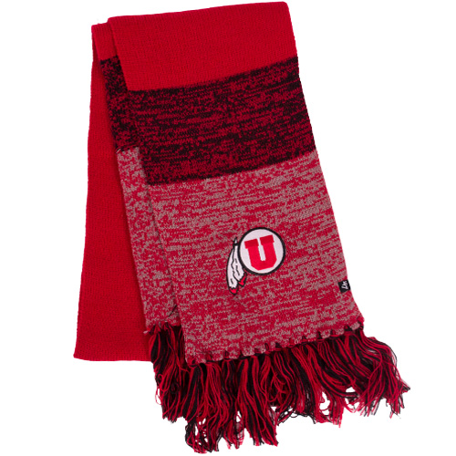 47 Brand Athletic Logo Knitted Scarf