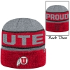 Top of the World Ute Proud Athletic Logo Beanie