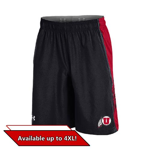Under Armour Utah Athletic Logo Shorts