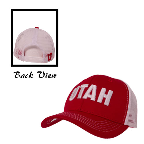 Top of the World Utah Mesh Backing Adjustable Hat