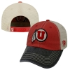 Top of the World Athletic Logo Adjustable Faded Mesh Hat
