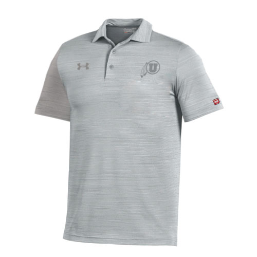 Under Armour Utah Athletic Logo Polo