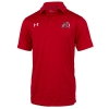 Under Armour Athletic logo Heather Striped Men Polo thumbnail