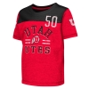 Colosseum Utah Utes Athletic Logo Toddler T-Shirt