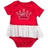 Colosseum Athletic Logo Crown Tutu Onesie