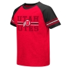 Colosseum Utah Utes Athletic Logo Youth T-Shirt