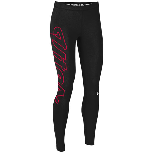 Under Armour Womens Utes Script Leggings